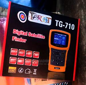 Original Digital Satellite Finder Tg-710   Accessories & Supplies for Electronics for sale in Lagos State, Ojo