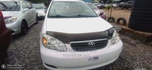 Toyota Corolla 2005 LE White   Cars for sale in Abuja (FCT) State, Kubwa