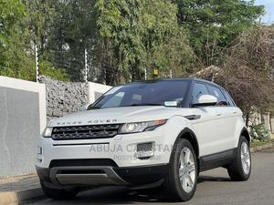Land Rover Range Rover Evoque 2015 White | Cars for sale in Abuja (FCT) State, Asokoro