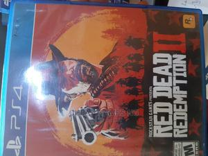 Red Dead Redemption 2 PS4 | Video Games for sale in Lagos State, Agege