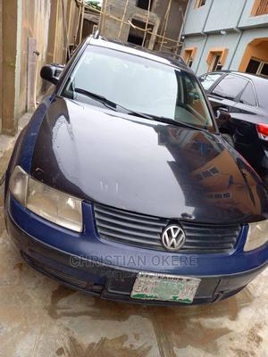 Volkswagen Passat 2004 Blue | Cars for sale in Lagos State, Alimosho