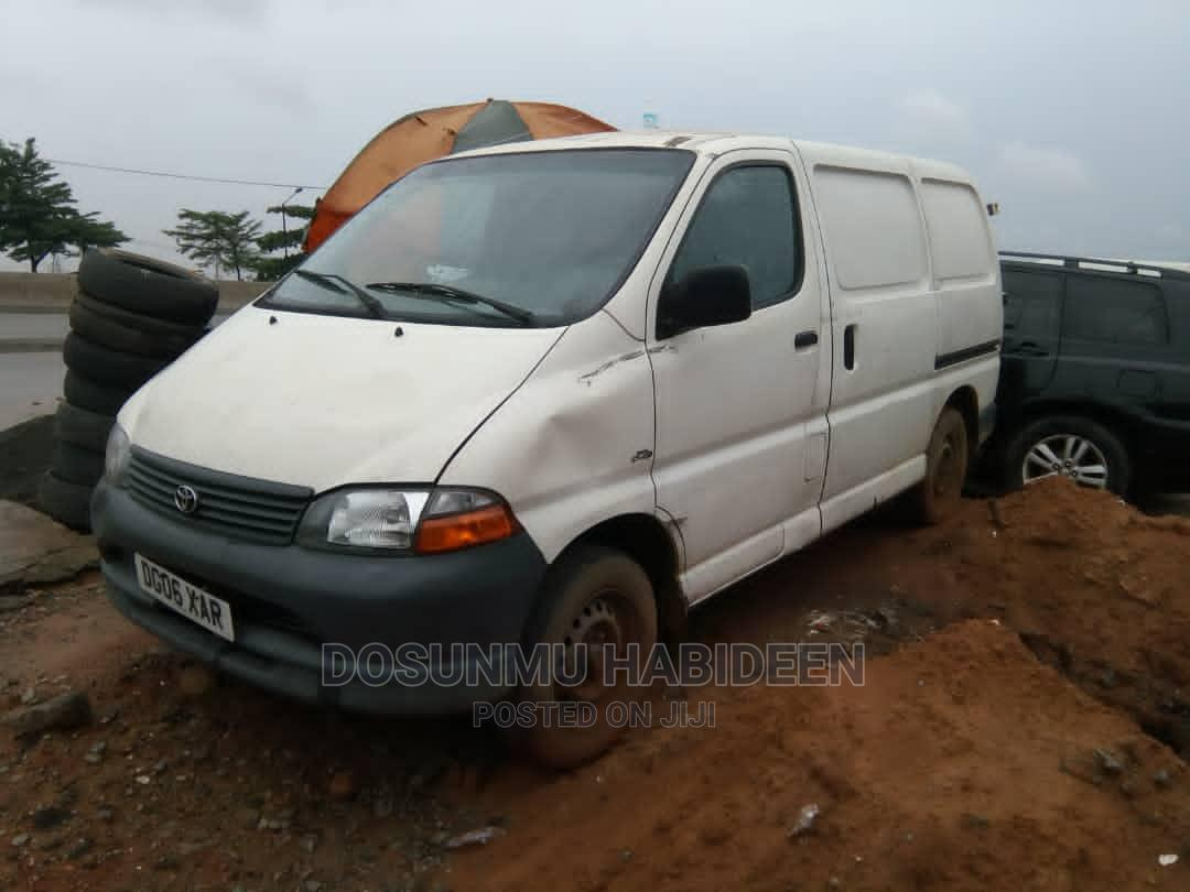 For Sale Foreign Used Toyota Hiace (Big Bumper)
