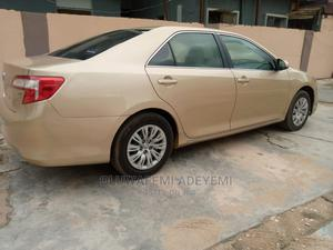 Toyota Camry 2012 Gold | Cars for sale in Lagos State, Ikeja