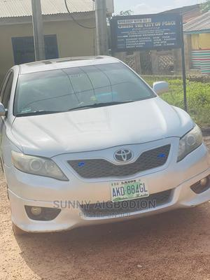 Toyota Camry 2011 Silver   Cars for sale in Lagos State, Abule Egba