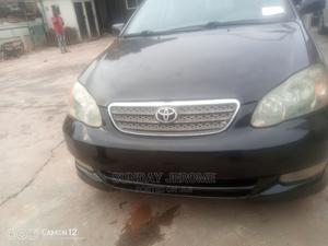 Toyota Corolla 2004 Black   Cars for sale in Lagos State, Ikeja