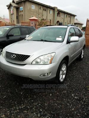 Lexus RX 2009 350 4x4 Silver   Cars for sale in Lagos State, Abule Egba