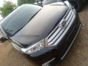 Toyota Highlander 2012 Limited Black | Cars for sale in Abuja (FCT) State, Gwarinpa