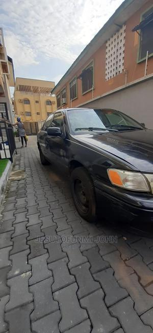 Toyota Camry 2000 Black   Cars for sale in Lagos State, Mushin