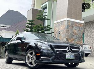 Mercedes-Benz CLS 2012 550 Black | Cars for sale in Abuja (FCT) State, Wuse 2