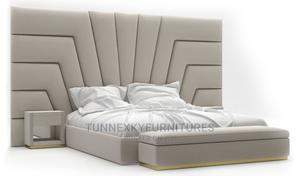Executive 6x6 Bed Super Soft an Best Quality | Furniture for sale in Lagos State, Ikeja