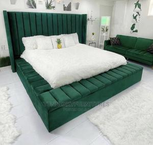 Executive 6x6 Bed, Super Soft an Best Quality | Furniture for sale in Lagos State, Ikeja