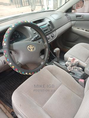 Toyota Camry 2004 Silver | Cars for sale in Edo State, Benin City