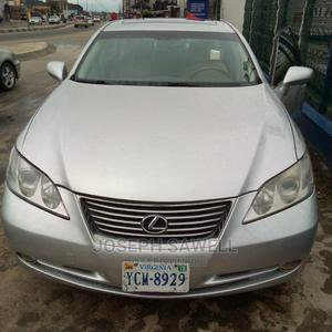 Lexus ES 2008 350 Silver | Cars for sale in Rivers State, Port-Harcourt