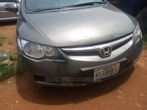 Honda Civic 2007 Gray | Cars for sale in Abuja (FCT) State, Gwarinpa