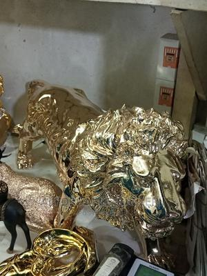 Big Gold Lion   Home Accessories for sale in Lagos State, Lagos Island (Eko)