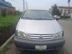 Toyota Sienna 2002 Silver | Cars for sale in Lagos State, Ikeja