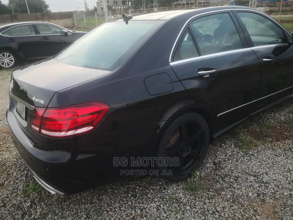 Mercedes-Benz E350 2010 Black | Cars for sale in Wuse 2, Abuja (FCT) State, Nigeria
