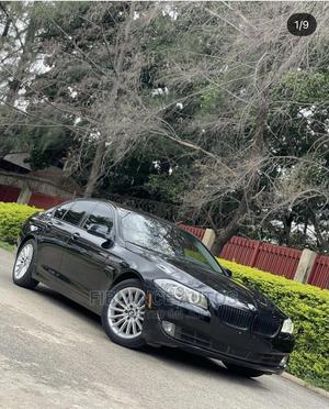 BMW 535i 2012 Black | Cars for sale in Abuja (FCT) State, Wuse 2