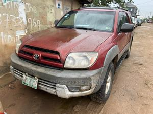 Toyota 4-Runner 2003 4.7 Red | Cars for sale in Lagos State, Abule Egba
