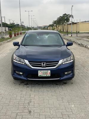 Honda Accord 2013 Blue | Cars for sale in Lagos State, Lekki