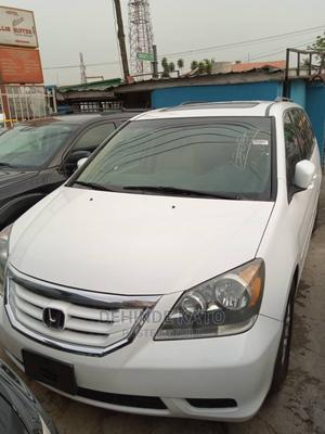 Honda Odyssey 2009 2.4 2WD White | Cars for sale in Lagos State, Ojodu