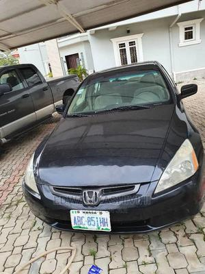 Honda Accord 2005 2.4 Type S Automatic Black | Cars for sale in Abuja (FCT) State, Gwarinpa