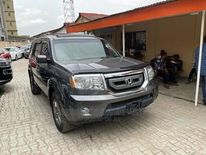 Honda Pilot 2010 Gray | Cars for sale in Lagos State, Ogba