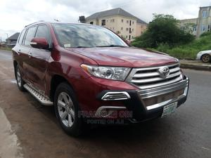 Toyota Highlander 2012 SE Red | Cars for sale in Anambra State, Awka