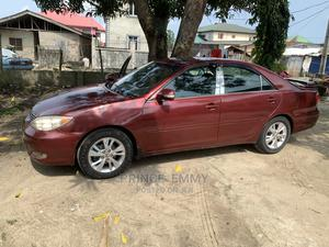 Toyota Camry 2005 Red   Cars for sale in Lagos State, Ajah