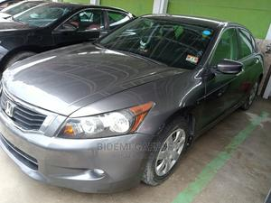 Honda Accord 2010 Gray | Cars for sale in Lagos State, Ikeja