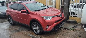 Toyota RAV4 2016 Red   Cars for sale in Lagos State, Surulere