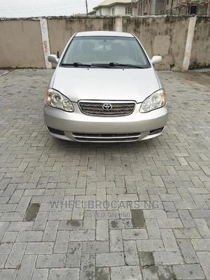 Toyota Corolla 2004 Sedan Automatic Silver | Cars for sale in Lagos State, Ajah