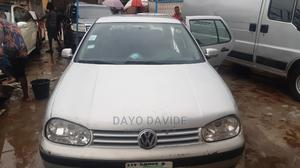 Volkswagen Golf 2000 1.6 Silver   Cars for sale in Lagos State, Agboyi/Ketu