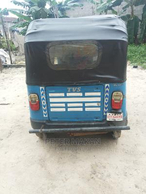 TVS Apache 180 RTR 2019 Blue   Motorcycles & Scooters for sale in Delta State, Warri