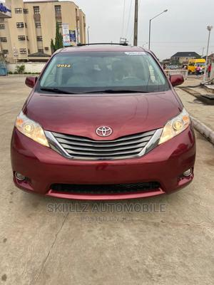 Toyota Sienna 2012 XLE 8 Passenger Beige   Cars for sale in Lagos State, Abule Egba