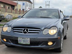 Mercedes-Benz CLK 2009 Blue   Cars for sale in Abuja (FCT) State, Jabi