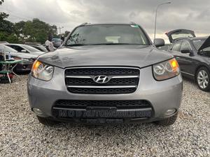 Hyundai Santa Fe 2008 3.3 Limited AWD Silver | Cars for sale in Abuja (FCT) State, Gwarinpa