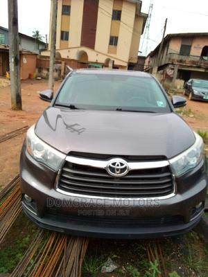 Toyota Highlander 2015 Gray | Cars for sale in Lagos State, Maryland