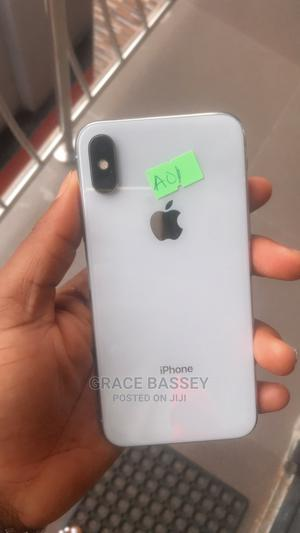 Apple iPhone X 256 GB White   Mobile Phones for sale in Akwa Ibom State, Uyo