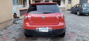 Volkswagen Golf 2007 1.6 Comfortline Red   Cars for sale in Rivers State, Port-Harcourt