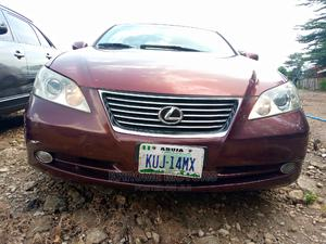 Lexus ES 2008 350 Red | Cars for sale in Abuja (FCT) State, Jabi