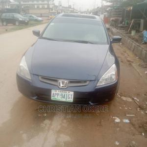 Honda Accord 2004 Blue | Cars for sale in Lagos State, Alimosho