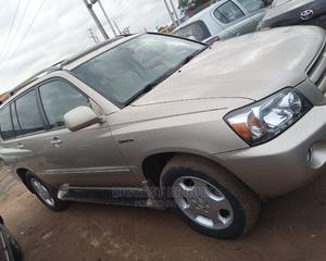 Toyota Highlander 2006 Gold   Cars for sale in Edo State, Benin City