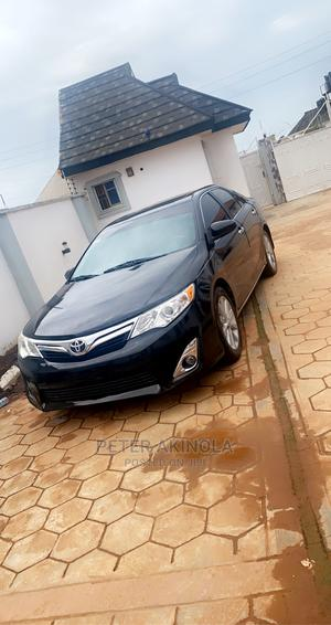 Toyota Camry 2012 Black | Cars for sale in Ondo State, Akure
