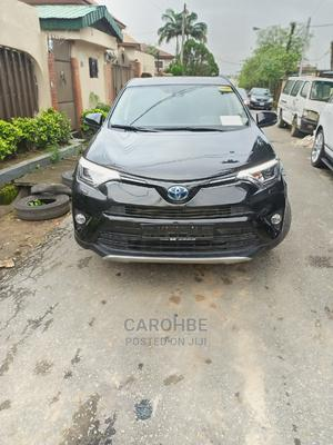 Toyota RAV4 2018 Black   Cars for sale in Lagos State, Maryland