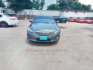 Honda Accord 2009 Gray   Cars for sale in Kaduna State, Kaduna / Kaduna State