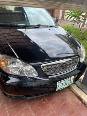 Toyota Corolla 2006 Black   Cars for sale in Delta State, Oshimili South