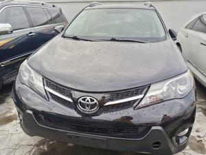 Toyota RAV4 2014 Black | Cars for sale in Rivers State, Port-Harcourt