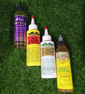 Wild Growth Hair Oil | Hair Beauty for sale in Lagos State, Ikorodu