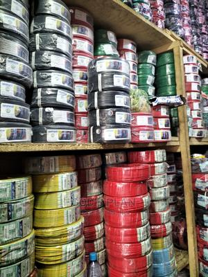 Nig Wire 1mm Single Cable | Electrical Equipment for sale in Lagos State, Ojo